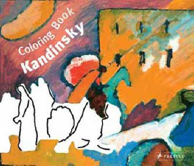 Wassily Kandinsky: Coloring Book 9783791337128