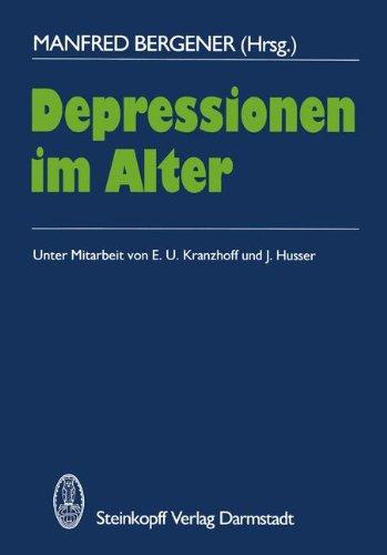 Depressionen Im Alter 9783798506923
