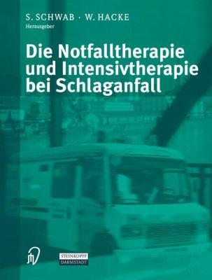 Die Notfalltherapie Und Intensivtherapie Bei Schlaganfall 9783798513846