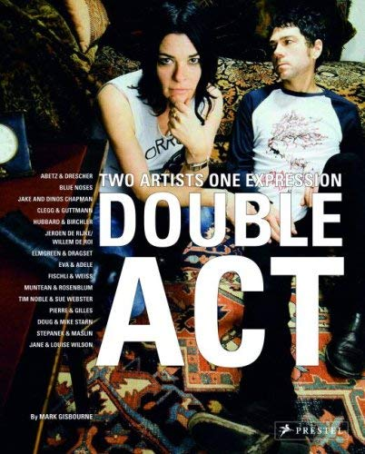 Double ACT: Two Artists One Expression 9783791338477