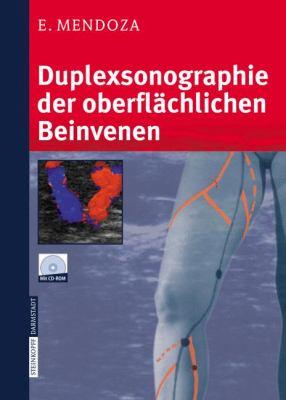 Duplexsonographie Der Oberfl Chlichen Beinvenen 9783798515772
