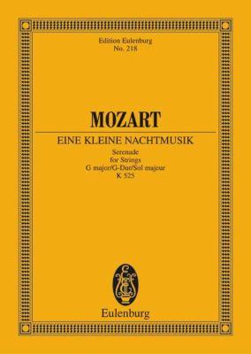 Wolfgang Amadeus Mozart: Eine Kleine Nachtmusik: Serenade in G Major 9783795761110