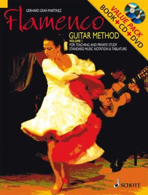 Flamenco Guitar Method, Volume 1 [With CD (Audio) and DVD] 9783795757687