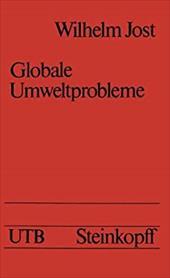 Globale Umweltprobleme: Vorlesungen F R H Rer Aller Fakult Ten, Sommersemester 1972 13158106