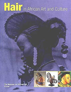 Hair in African Art and Culture 9783791322919
