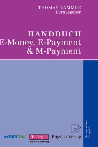 Handbuch E-Money, E-Payment & M-Payment 9783790816518