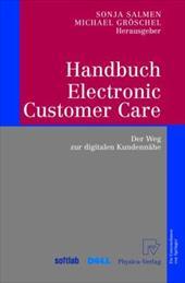 Handbuch Electronic Customer Care: Der Weg Zur Digitalen Kundenn He 8027248
