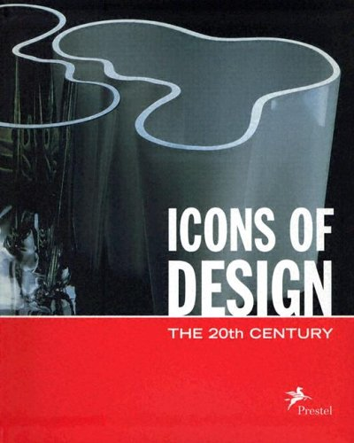 Icons of Design: The 20th Century 9783791331737