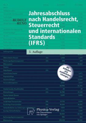 Jahresabschluss Nach Handelsrecht, Steuerrecht Und Internationalen Standards (Ifrs) 9783790817195