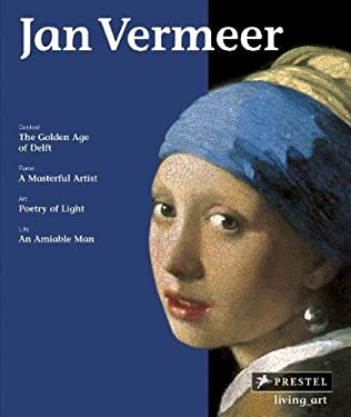 Jan Vermeer: Living Art 9783791340623