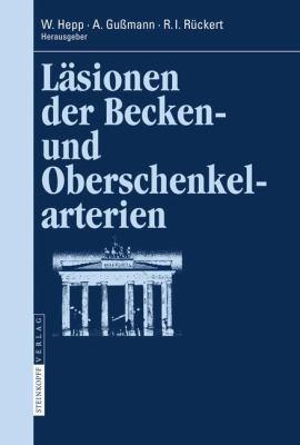 L Sionen Der Becken- Und Oberschenkelarterien 9783798517165
