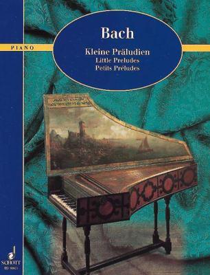 Kleine Praludien/Little Preludes/Petits Preludes: Fur Flavier (Cembalo)/For Piano (Harpsichord)/Pour Piano (Clavecin) 9783795752699
