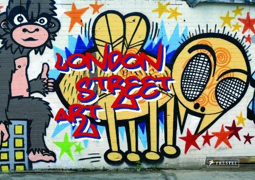 London Street Art 9783791336749