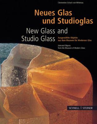 Neues Glas Und Studioglas: Ausgewahlte Objekte Aus Dem Museum Fur Modernes Glas = New Glass and Studio Glass 9783795416195