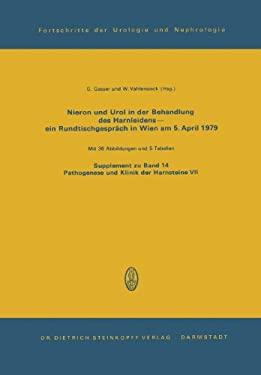 Nieron Und Urol in Der Behandlung Des Harnsteinleidens 9783798505636