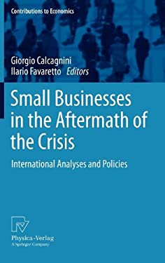 Small Businesses in the Aftermath of the Crisis: International Analyses and Policies 9783790828511