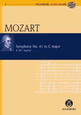 Symphony No. 41 in C Major/C-Dur: K 551 Jupiter [With CD (Audio)] 9783795765019