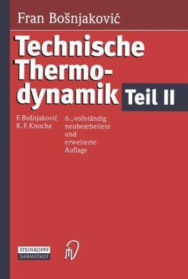 Technische Thermodynamik Teil II 9783798510302