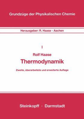Thermodynamik 9783798506763