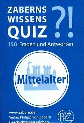 Zaberns Wissensquiz 9783805342056