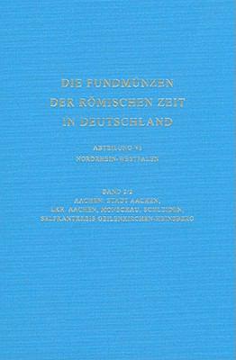 Die Fundmunzen Der Romischen Zeit In Deutschland 9783805343251