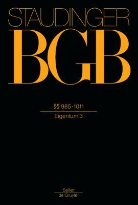985-1011: (Eigentum 3) 9783805910378