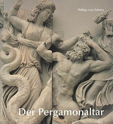 Der Pergamonaltar 9783805333085