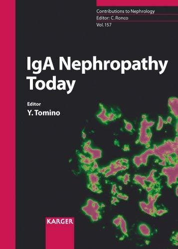 IGA Nephropathy Today - Tomino, Y. / Tomino, Yasuhiko