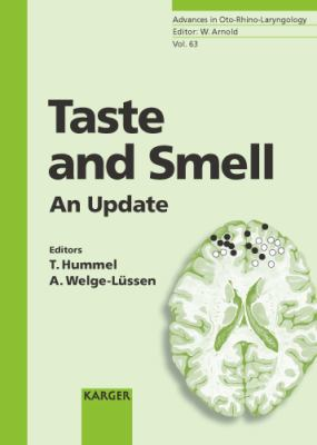 relationship between taste and smell