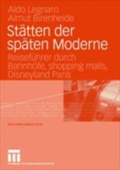 St Tten Der Sp Ten Moderne: Reisef Hrer Durch Bahnh Fe, Shopping Malls, Disneyland Paris 16672640