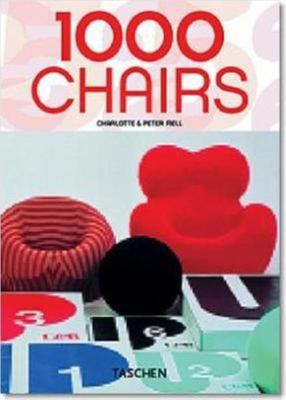 1000 Chairs 9783822841037