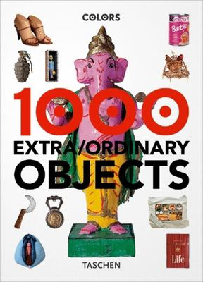 1000 Objects: Extra-Ordinary Everyday Things 9783822858202