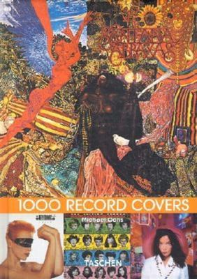 1000 Record Covers 9783822819784