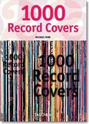 1000 Record Covers 9783822840856