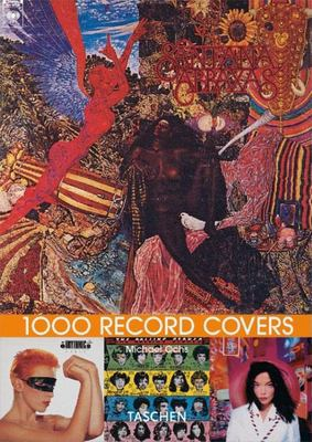 1000 Record Covers 9783822885956