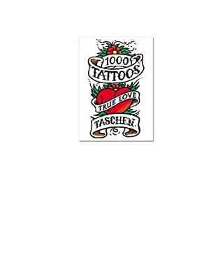 1000 Tattoos 9783822841075