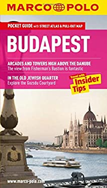 Budapest Marco Polo Guide 9783829706544
