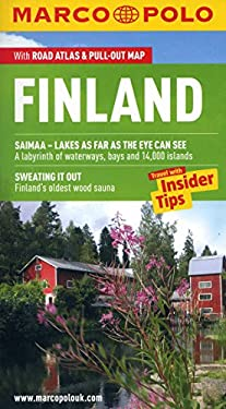 Finland Marco Polo Guide [With Map] 9783829706605