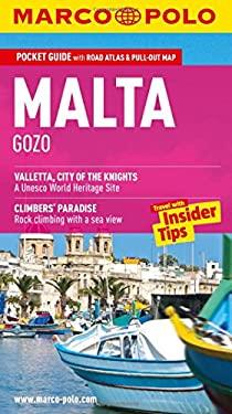 Malta & Gozo Marco Polo Guide 9783829706711