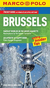 Brussels Marco Polo Guide 9783829706810