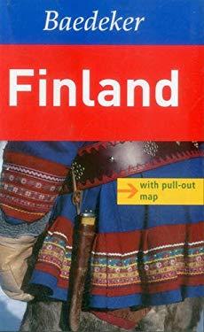 Finland Baedeker Guide 9783829768146