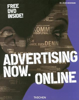 Advertising Now. Online [With DVD] 9783822849569