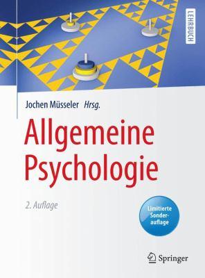 Allgemeine Psychologie 9783827417800