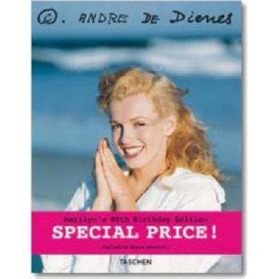 Andre de Dienes: Marilyn [With Issue of Sunbathing Review] 9783822837221