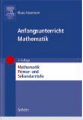 Anfangsunterricht Mathematik 9783827418180