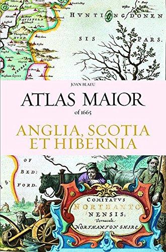 Atlas Maior - Anglia, Scotia Et Hibernia 9783822851043