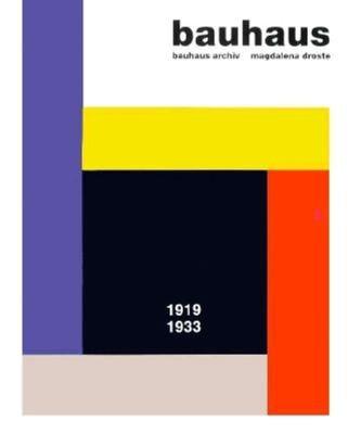 Bauhaus: 1919-1933 9783822876275