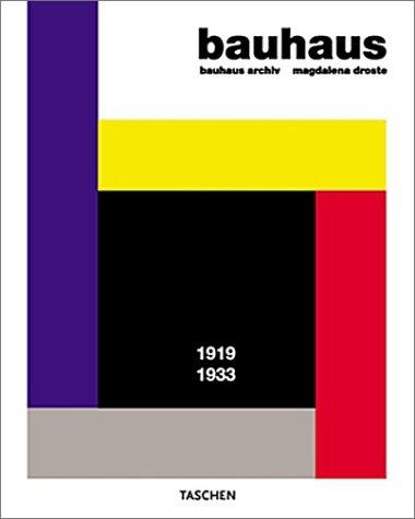Bauhaus: 1919-1933 9783822821053