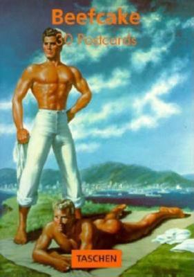 Beefcake Postcard Book 9783822888575