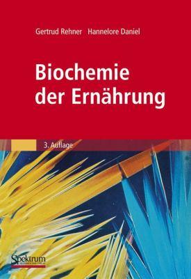 Biochemie der Ernahrung 9783827420411